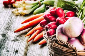 ortaggi da mangiare